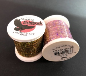 Нитки Fish Hawk Kaleidoscope 100 Yard Spools